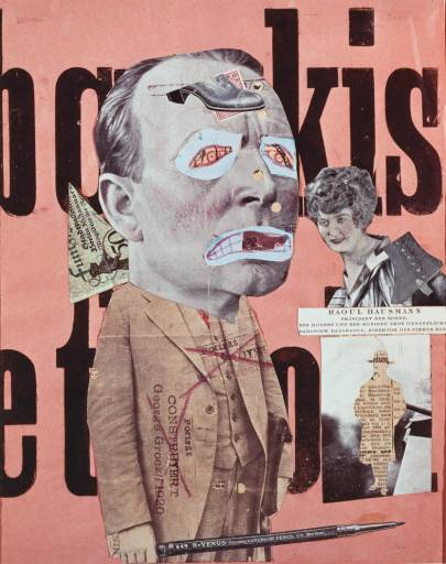 Dada and dadaism : Berlin