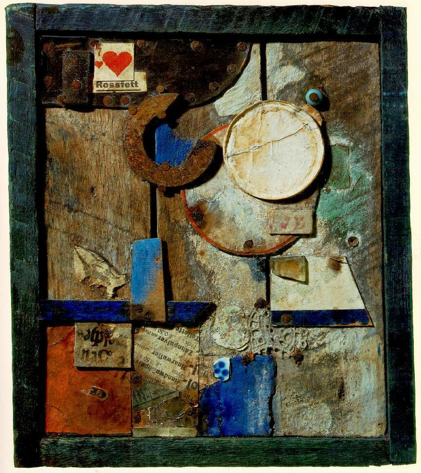 Dada and dadaism : Kurt Schwitters