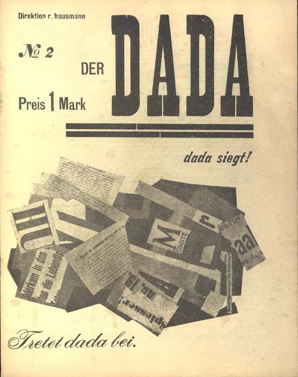 Dada and dadaism : Berlin